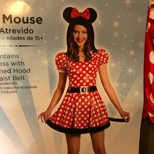 Sassy Mouse Costume